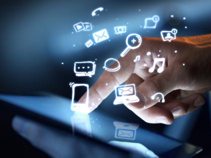 Aumento del consumo de datos en Internet