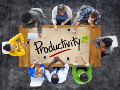 aumentar la productividad