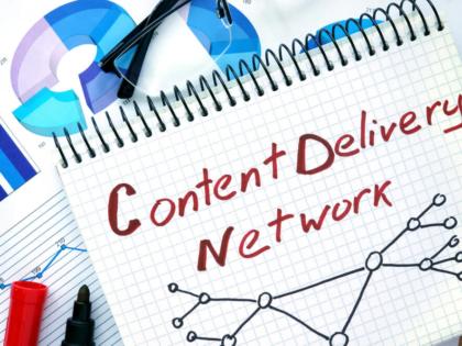 distribución de contenido